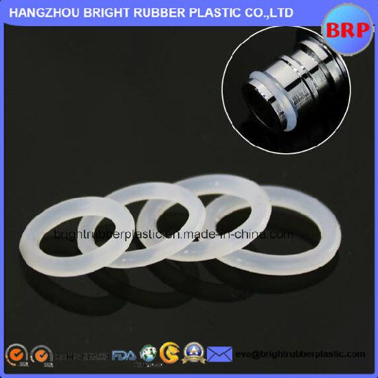 Silicone High Transparent FDA Seal Ring