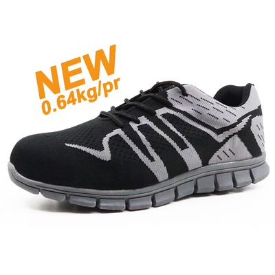 SP019 super lightweight steel toe cap fashion sport safety shoes