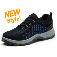 DTA022 Manufacturer supply pu injection sport style work shoes