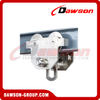 DS-ST-GCT Stainless Steel Push Trolley, Trolley Clamps