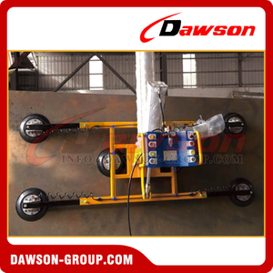 Pneumatic Vacuum Lifter for Tilting, Lifter Equipment for Slab