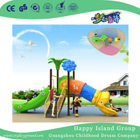 Outdoor Mini Slide Children Playground For Preschool (BBE-B48)