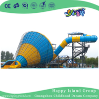 Outdoor Park Adventure Large Tornado Water Slide (HHK-9801)