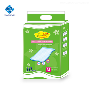 Ultra Absorbent Medical Underpads Dispoable Bed Liner Mat, Super Absorbent, Soft Cushioned
