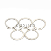 Din 471 stainless steel A2 A4 Retaining Rings For Shafts