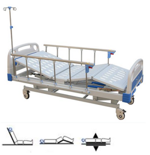JH-C03 Three Function Manual Bed