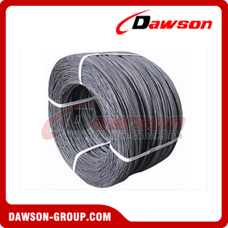 DSf00 Large Coil Black Wire Silk Products Iron Wire Products