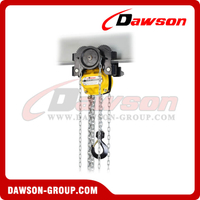 DS-HTG Low Headroom Chain Hoist Trolley