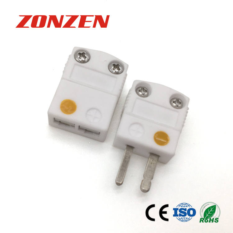 Ultra High Temperature Ceramic Miniature Connector For High Vaccum Applications