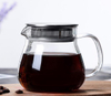 GCP0511 Glass Coffee Pot With Stainless Steel Filter 460ml