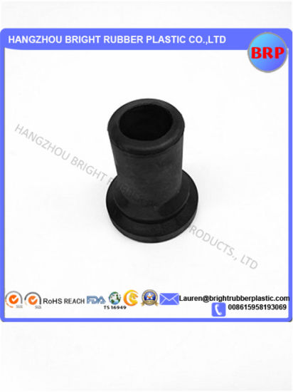 NBR Molded Rubber Foot with Black Colour