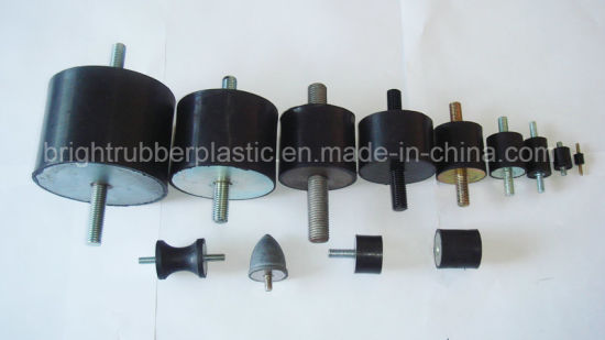 Widely Used Durable Rubber Damper with Bolts