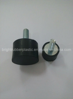 Rubber Bumper with Male Screw