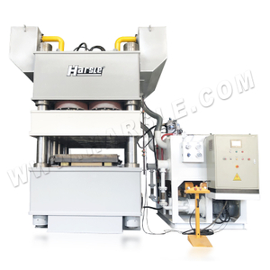 Hydraulic Stainless Steel Metal Door Embossing Machine