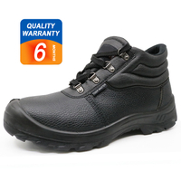 SJ0179 Oil resistant anti slip steel toe cap safety jogger safety work shoe