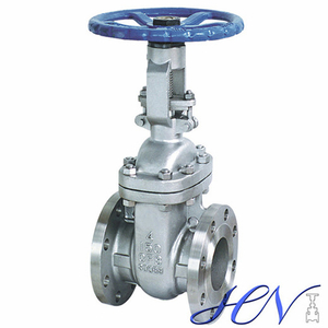 API Stainless Steel Flanged Gas Gate Valve