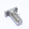 A4 Stainless steel Hammer head T bolt M12*50MM