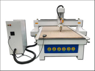 Woodworking cnc router machine with DSP control system