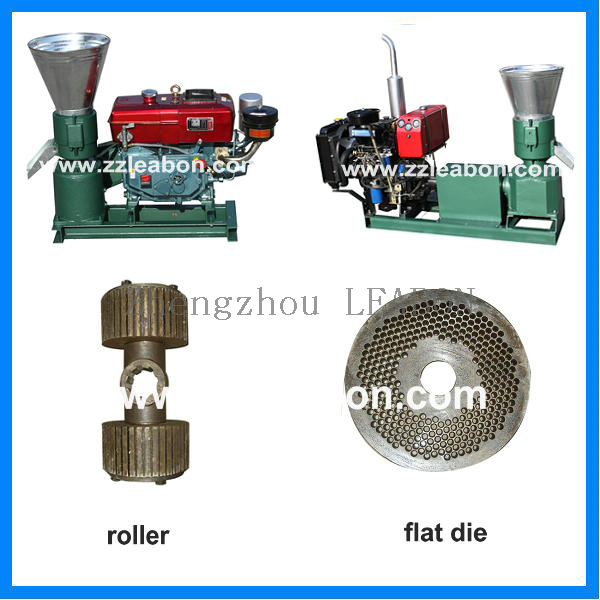 PM-230B Farm Home Use Cattle Poultry Chicken Feed Pellet Making Machine