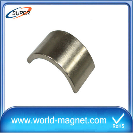 Wholesale Powerful Arc Motor Neodymium Magnet
