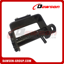 Portable Winch - Combination - Flatbed Truck Winches for Cargo Lashing Straps