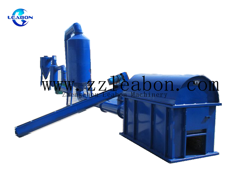 Small Capacity Sawdust Airflow Pipe Dryer Hot Sell