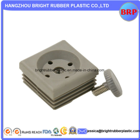 OEM High Quality Square Plastic Pipe Plug with Screw
