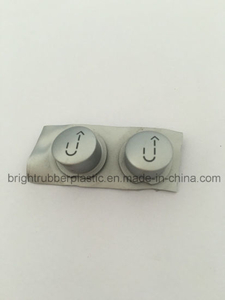 OEM/ODM High Quality Various Colors Hard and Soft Rubber Button for All Kind of Size