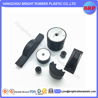Natural Rubber with Steel Buffer for Automobile