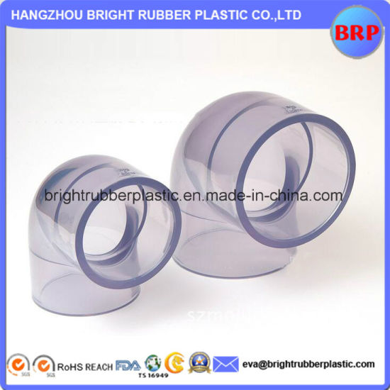 High Quality Customized PC&ABS Injection Plastic Pipe