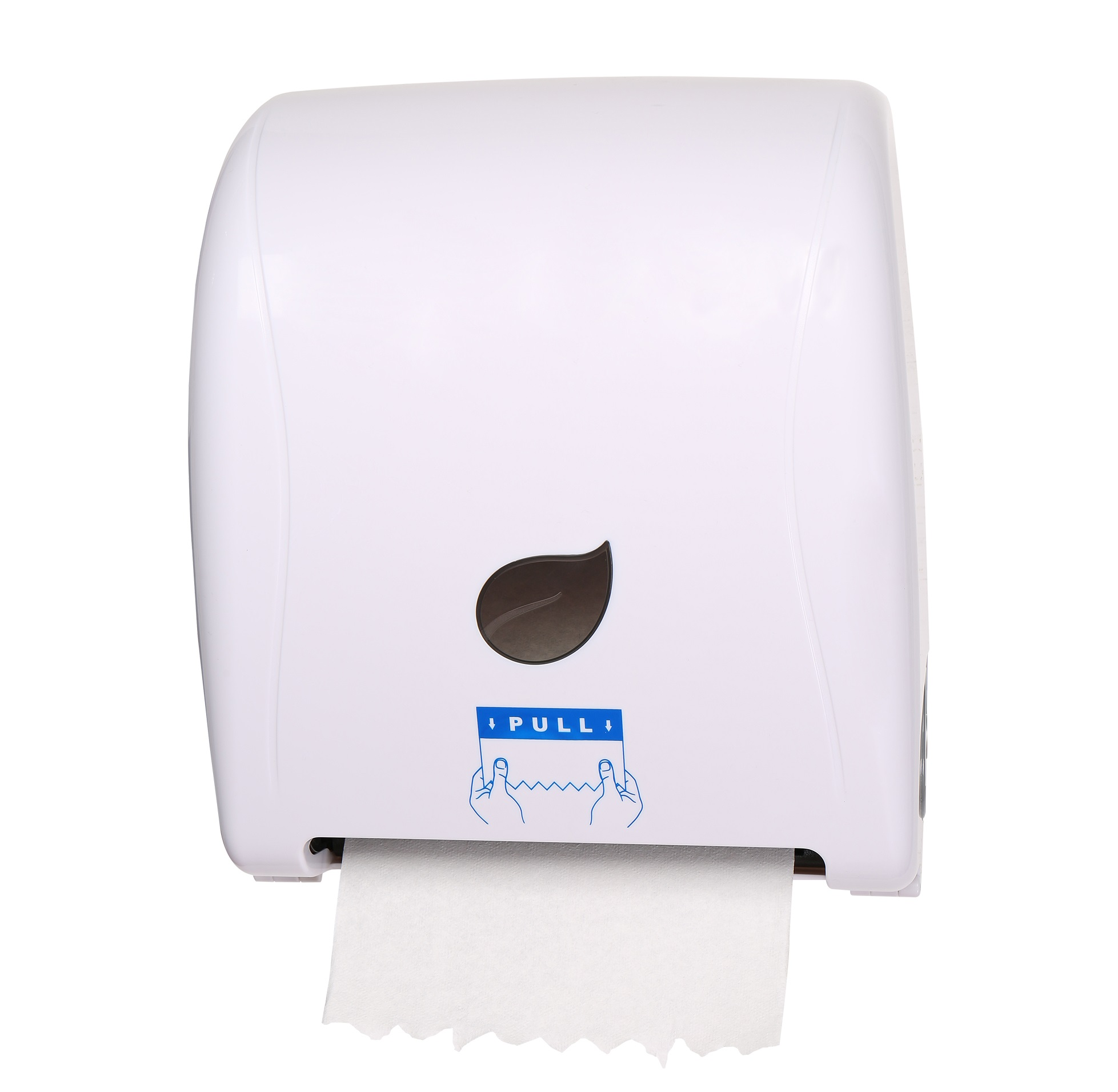 Plastic Bathroom Auto Cut Toilet Paper Towel Dispenser
