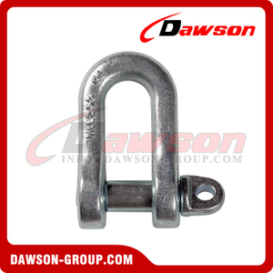 Galvanized Chain Shackle DIN 82101A