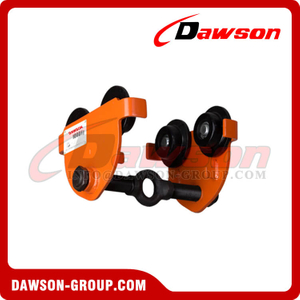 DS-GCT-FK Type Push Trolley Clamp