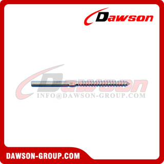 Stainless Steel Dual Thread Screw, Hanger Bolt