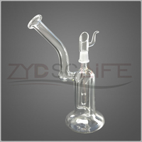 Glass Water Pipe for Spray Black Water Pipe