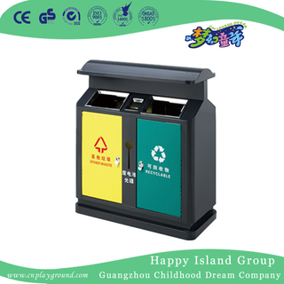 Amusement Park Environmental Trash Can On Promotion (HHK-15307)