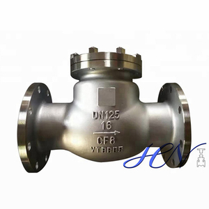 Flanged Type Oil Stainless Steel Backflow Swing Check Valve