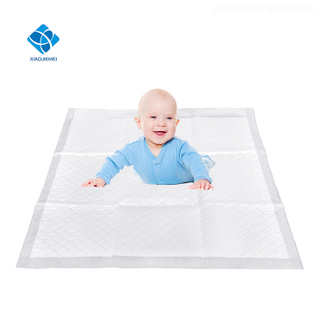 Extra Soft Hydrophilic Nonwoven Surface Layer Baby Underpads