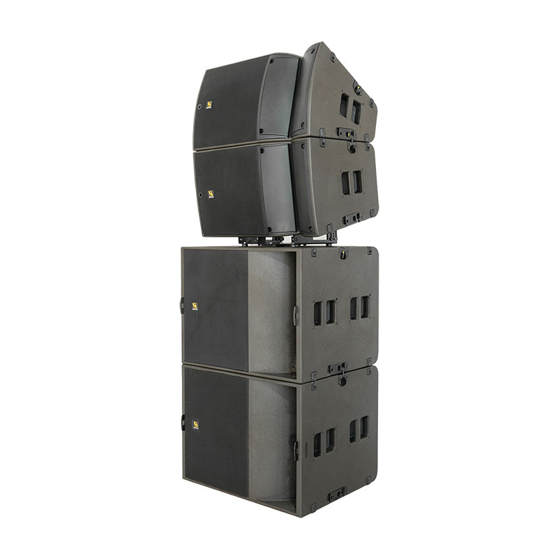 A15 Wide Single 15 Inch 2 Way Full Range Loudspeaker Line Array