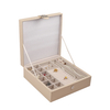 Fashion Top Grade Cost-effective Jewelry Packing Box With Beautiful Snap Fastener