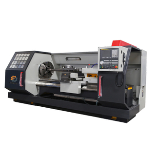 QK1322 CNC Pipe Threading Lathe Machine