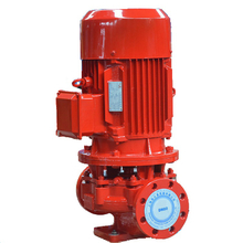XBC-ISG Single Stage Single Suction Vertical Inline Fire Fighting Jockey Pump