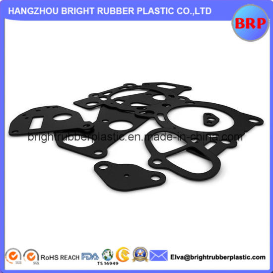 Molded High Quality Rubber Flange Gasket