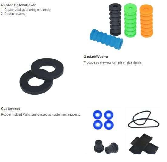 Customized Molded Rubber Plastic Handler