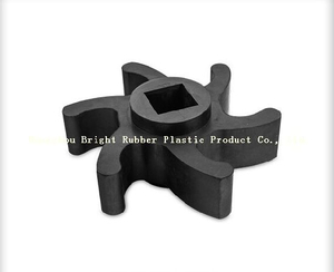 Industry Automotive Rubber Parts / Custom Molded Rubber Products