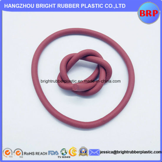 High Quality Red Foam Silicone Rubber Extrusion