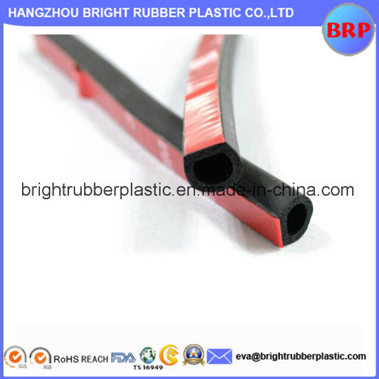 Stick Rubber Extrusion Parts for Auto