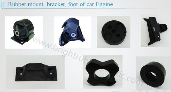 Customized Anti-Vibration Rubber Mounts
