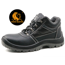 Best-selling steel toe cap anti static industrial safety shoes