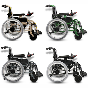 Home Use Handicapped Electric Wheelchair for Adults